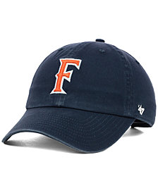 '47 Brand Cal State Fullerton Titans NCAA Clean-Up Cap
