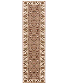"kathy ireland Home Ephesus Anatolia 2'2"" x 7'6"" Runner Rug, Created for Macy's"