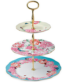 Miranda Kerr for Royal Albert Cake Stand Three-Tier