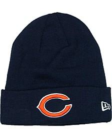New Era Chicago Bears Basic Cuff Knit Hat