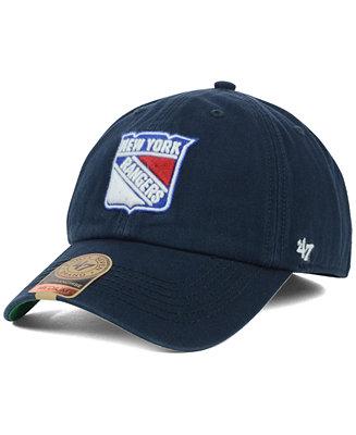 44be5fbff22f9c '47 Brand New York Rangers Franchise Cap & Reviews - Sports Fan Shop By  Lids - Men - Macy's