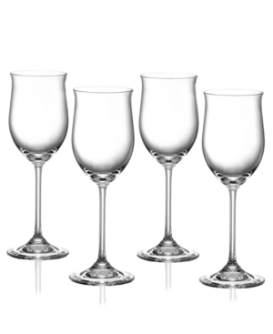 "Marquis by Waterford ""Vintage"" Young White Wine Glasses, Set of 4"