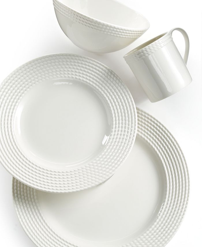 kate spade new york - Wickford 4 Piece Place Setting
