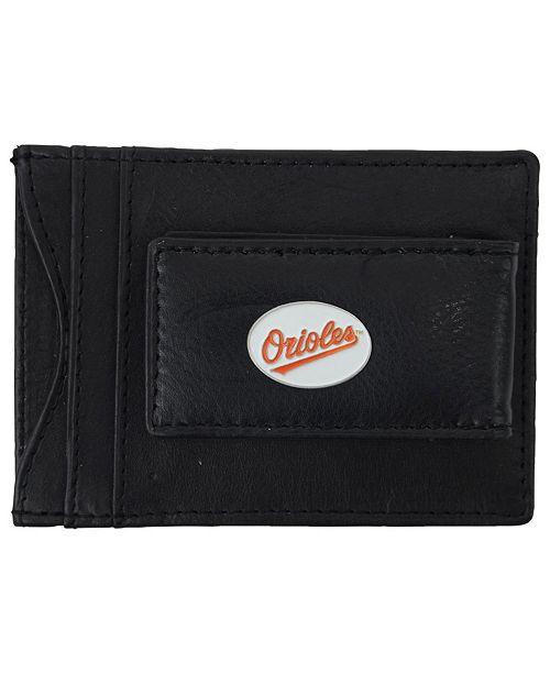 Siskiyou Baltimore Orioles Magnetic Money Clip
