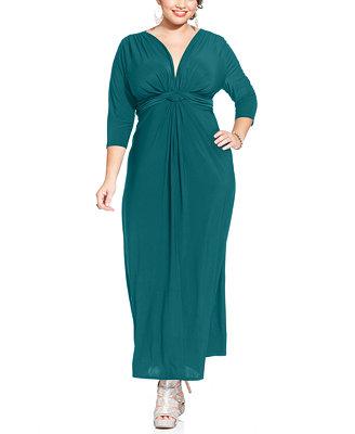 plus size maxi dresses at macy s images