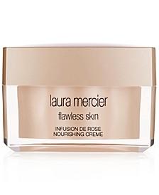 Flawless Skin Infusion De Rose Nourishing Crème, 1.7 oz