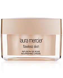 Laura Mercier Flawless Skin Infusion De Rose Nourishing Crème, 1.7 oz