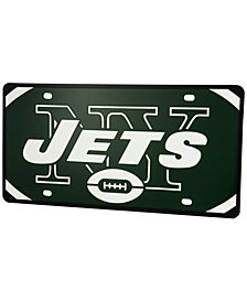 Stockdale New York Jets Printed License Plate