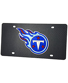Stockdale Tennessee Titans Carbon License Plate