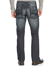 I.N.C. Men's Modern Bootcut Jeans, Created for Macy's