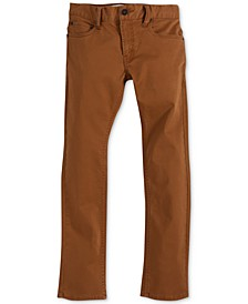 511™  Slim Fit Sueded Pants, Big Boys