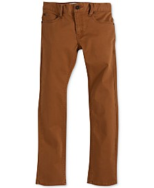 Levi's® 511™  Slim Fit Sueded Pants, Big Boys