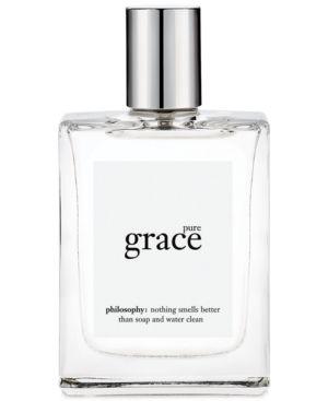 PHILOSOPHY Pure Grace Fragrance 2 Oz/ 60 Ml Eau De Toilette Spray