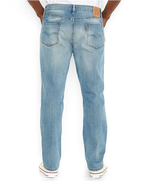 5a4ab292c09 Levi's Men's Big and Tall 541 Athletic Fit Jeans & Reviews - Jeans ...