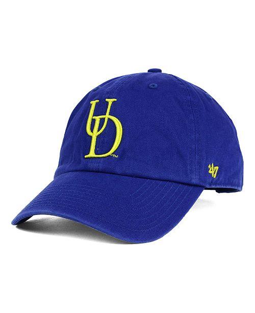 '47 Brand Delaware Blue Hens Clean-Up Cap