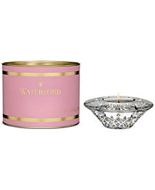Waterford Pink Giftology Lismore Votive