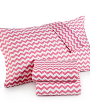 Chevron Twin Xl 3pc Sheet Set 300 Thread Count 100 Cotton Bedding