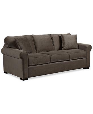 Remo Ii Fabric Sofa Created For Macy S