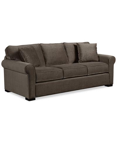 Remo II Fabric Sofa, Created for Macy's - Remo II Fabric Sofa, Created For Macy's - Furniture - Macy's