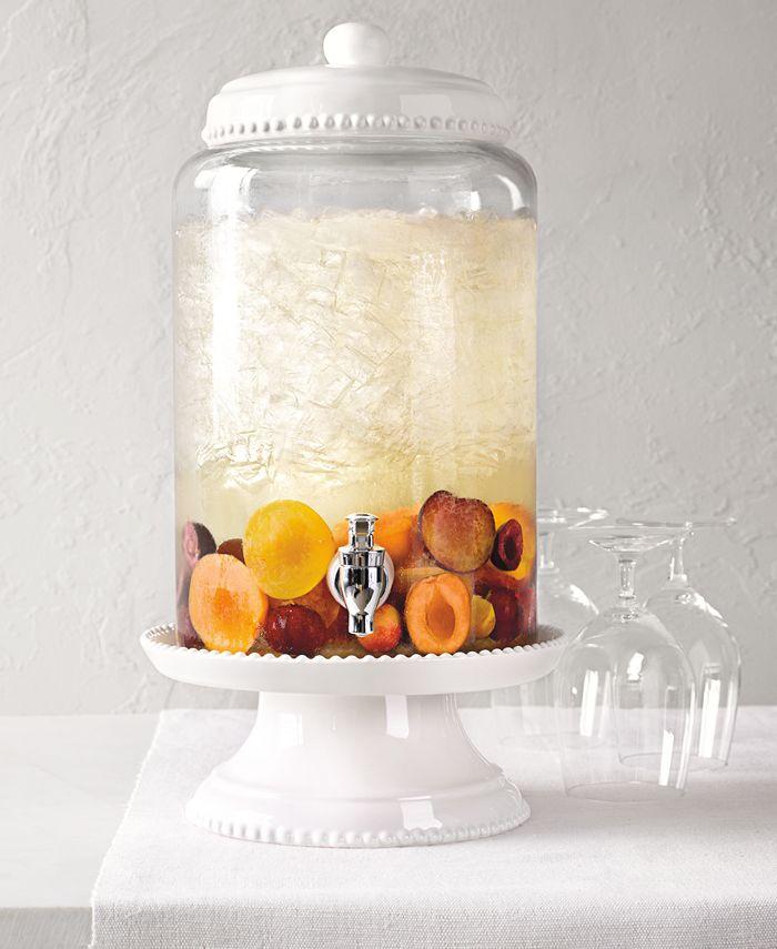 Martha Stewart Collection - Beaded Beverage Dispenser