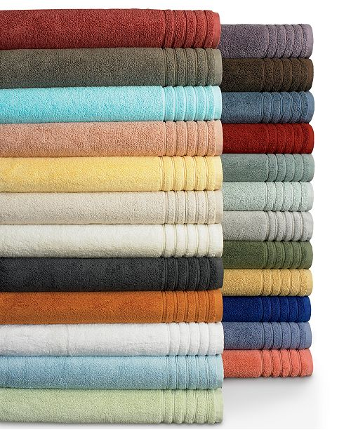 Hotel Collection CLOSEOUT! Bath Towels MicroCotton® Collection, Created for Macy's