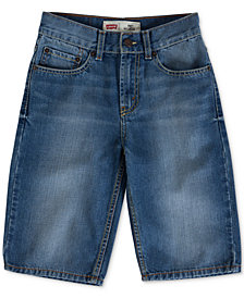 Levi's® 505 Regular Fit Denim Shorts, Big Boys