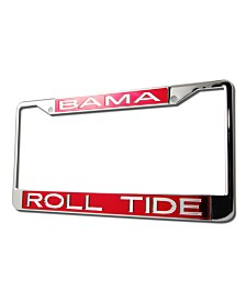 Stockdale Alabama Crimson Tide License Plate Frame