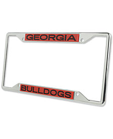 Stockdale Georiga Bulldogs License Plate Frame