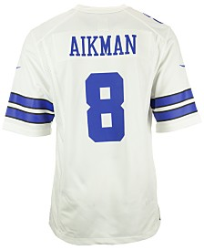 Nike Men's Troy Aikman Dallas Cowboys Game Jersey