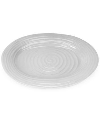Sophie Conran Grey Medium Oval Platter