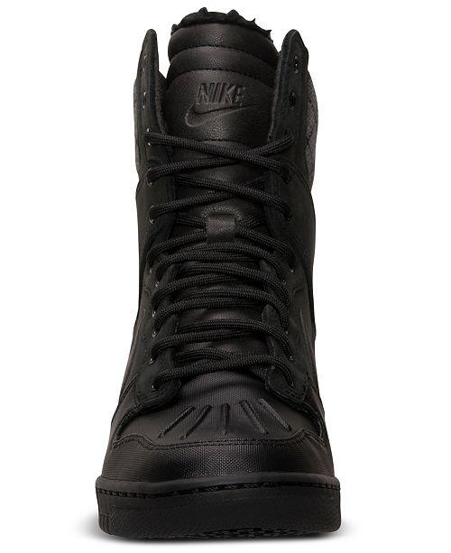 buy online 40294 02ecf ... Nike Women s Dunk Sky Hi 2.0 Sneakerboot from Finish ...