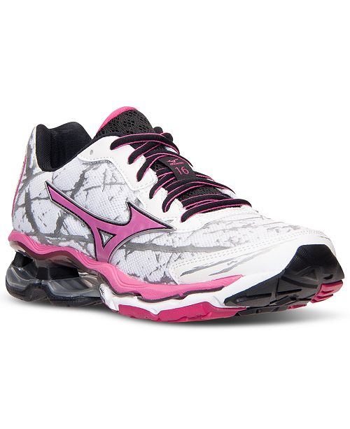 87d0025d151a ... Mizuno Women's Wave Creation 16 Running Sneakers from Finish ...