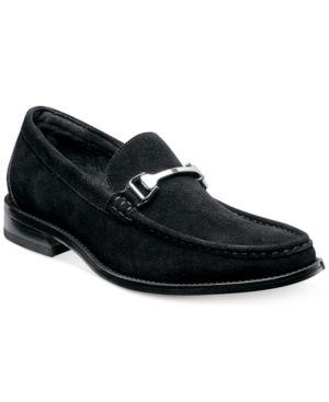 Stacy Adams Flynn Bit Loafers Men's Shoes 1710637