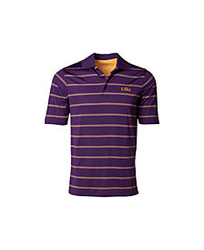 Antigua Men's LSU Tigers Deluxe Polo Shirt