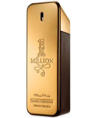 Men's 1 Million Eau de Toilette Spray, 3.4 oz.