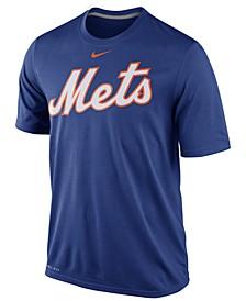Men's New York Mets Legend Wordmark T-Shirt