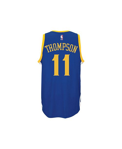 cheap for discount 23e1f f9646 adidas Kids' Klay Thompson Golden State Warriors Swingman ...