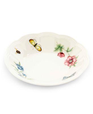 """""""Butterfly Meadow"""" Fruit Bowl"""