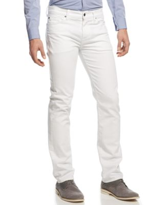 Men's White Jeans: Shop Men's White Jeans - Macy's