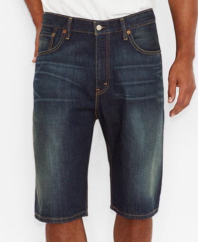 Levi's Men's 569 Loose-Fit Shorts - Shorts - Men - Macy's