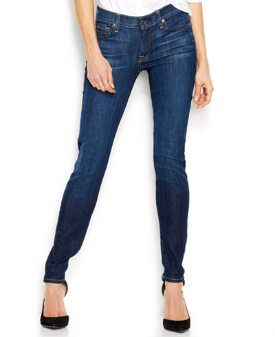 7 For All Mankind The Skinny Nouveau Jeans - Jeans - Women - Macy's