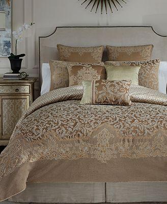 Closeout Croscill Monte Carlo Comforter Sets Bedding