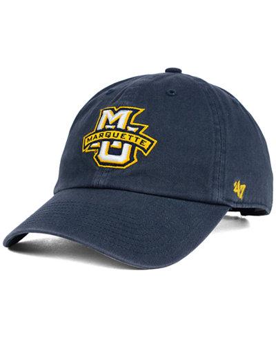 '47 Brand Marquette Golden Eagles Clean-Up Cap