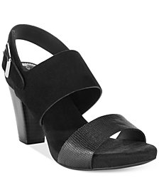 Giani Bernini Aikko Platform Dress Sandals