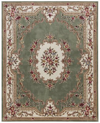 Km Home Dynasty Aubusson Area Rug Created For Macy S