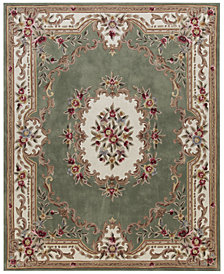Km Home Dynasty Aubusson 5 X 8 Area Rug Created For Macy S