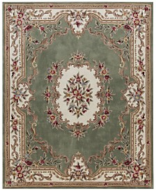 KM Home Dynasty Aubusson 5 X 8 Area Rug Created For Macys
