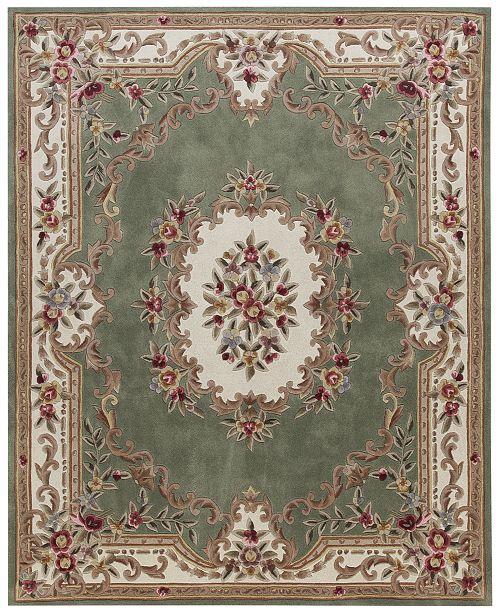 Aubusson Rugs Macys: KM Home Dynasty Aubusson Area Rug Collection, Created For