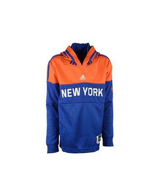 adidas Long-Sleeve New York Knicks On Court Shooter Shirt