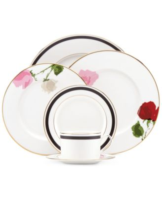 Rose Park 5-Pc. Place Setting